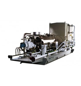 CELEROS CUP-FT/FK - Multi-stage throughbolt, radially split pump