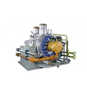 CELEROS CUP-FK - Multi-stage barrel radially split pump